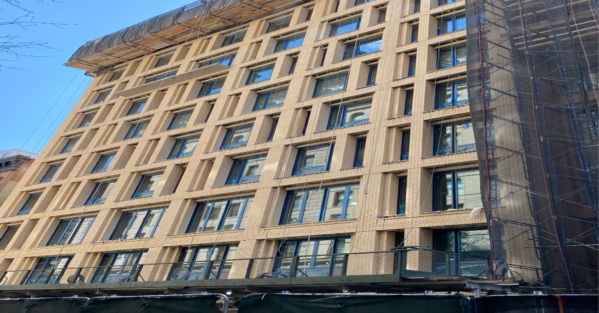 """Featured image for """"Update on 378 WEA NYC Façade Progress"""""""