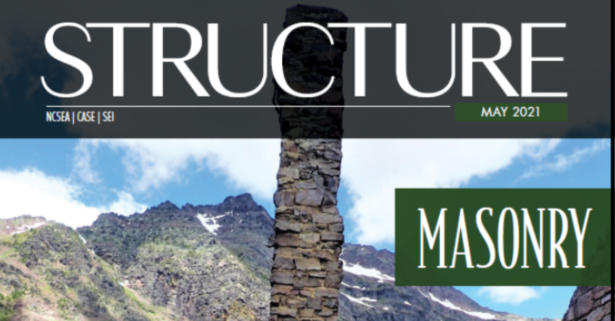 """Featured image for """"May Issue of STRUCTURE Magazine"""""""