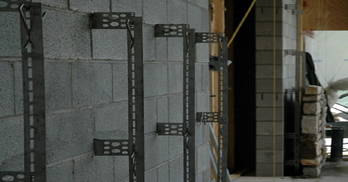 """Featured image for """"Installation Photos of FERO's Rubble Stone Masonry Support System"""""""